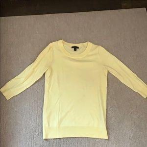 J Crew Marino Wool Sweater size XS